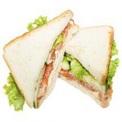 Сэндвич Сяке Кунсей