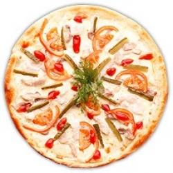 Пицца Карни биаче                                                                                               Ø30