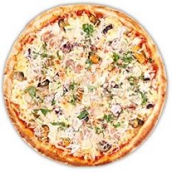 Пицца Морская                                                                                               Ø30