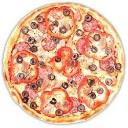 Пицца Ассорти                                                                       Ø40