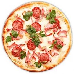 Пицца Кватро ди Карнэ                                                                                               Ø30