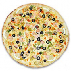 Пицца Аквамарин                                                                       Ø40