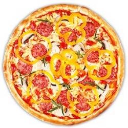 Пицца Пепперони                                                                       Ø40